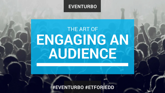 the art of engaging audience