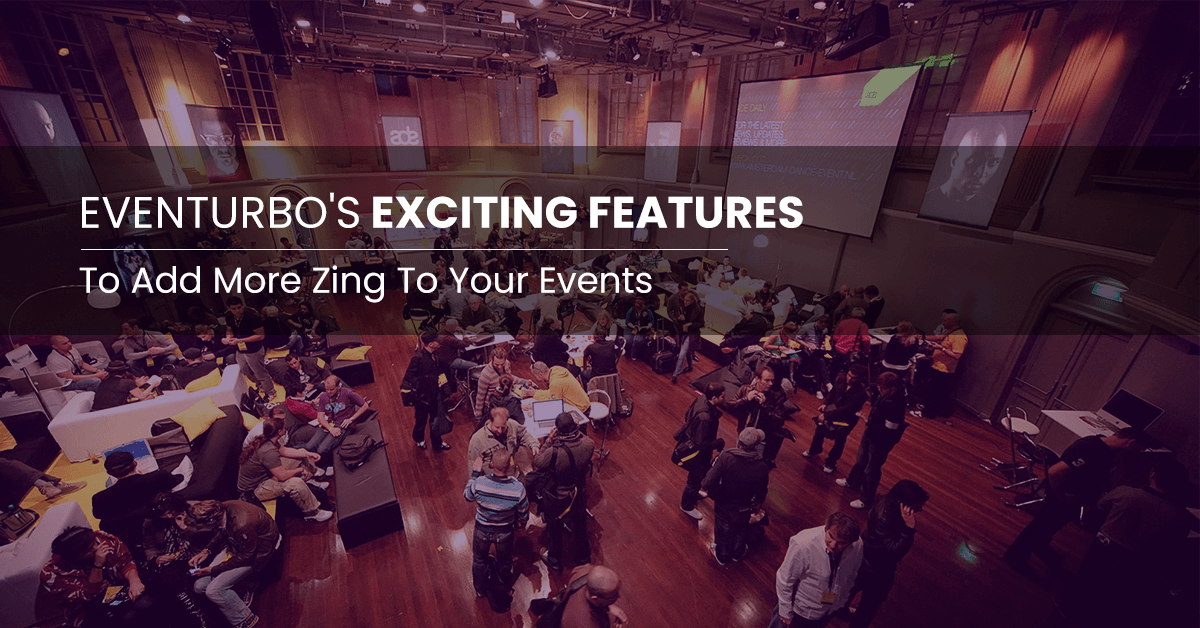 Eventurbo's Exciting features