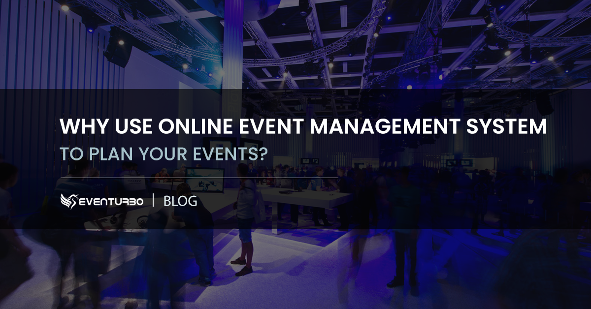 online event management system