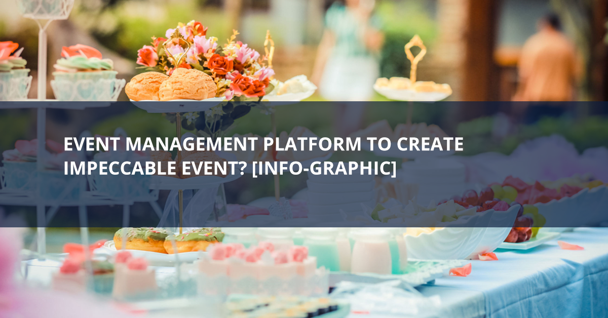 an impeccable events with cloud based event management platform Eventurbo